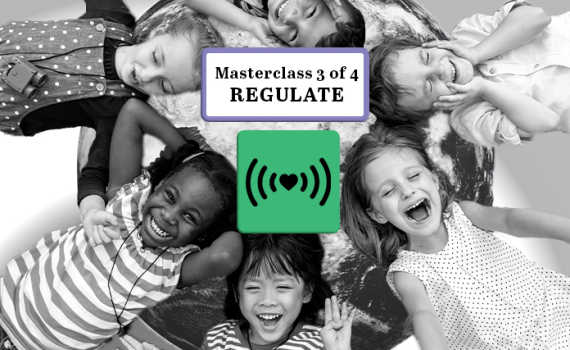 Masterclass 3 of 4: Play and Expressive Arts Activities to Help Traumatized Children Self-Regulate