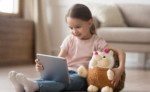 Playful Online Therapy With Children And Teens: Answers To Common Questions, Concerns and Struggles