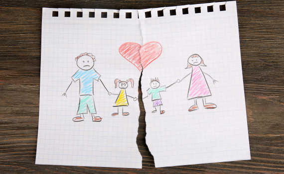 Creative Play Therapy Interventions for Children of Divorce
