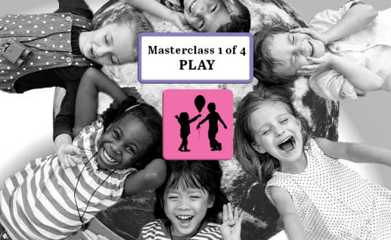 Masterclass 1 of 4: Let's Play! 4 Seasoned Therapists Share Their Favorite Child Therapy Techniques