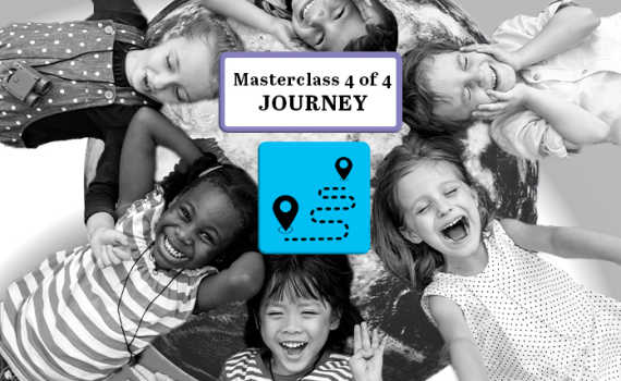 Masterclass 4 of 4: Play and Expressive Arts Activities for the Counseling Journey