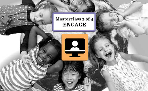 Masterclass 2 of 4: Play and Expressive Arts Goes Virtual