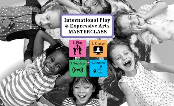 International Play & Expressive Arts Masterclass Series RECORDED ACCESS