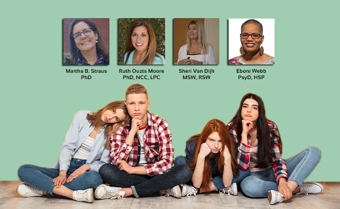Addressing the Therapeutic Needs of Complex Teens (Four-Part Masterclass Series) Recorded Access
