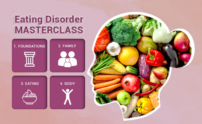 Eating Disorder Masterclass: 4 Part Recorded Series