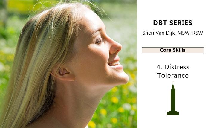 DBT Core Skills: Distress Tolerance