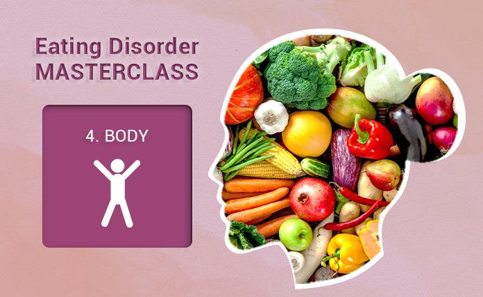 Eating Disorder Masterclass 4 of 4: Improving Body Image