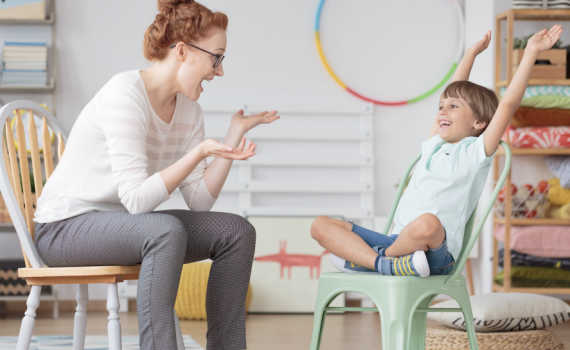 Creative Interventions for Children with ADHD